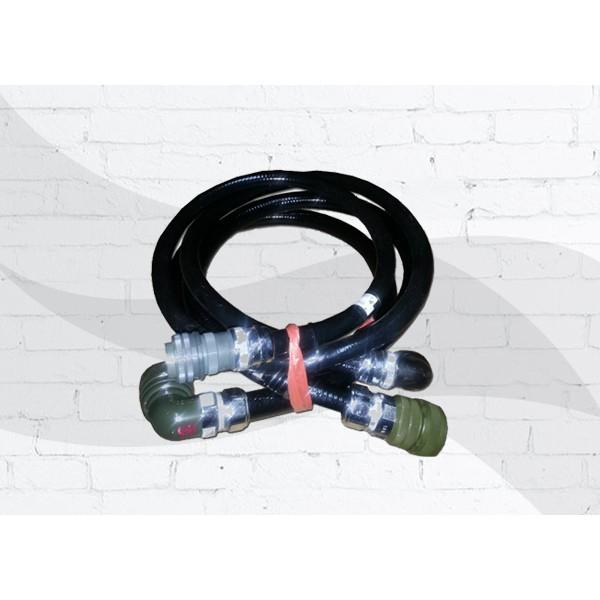 4. Eksen Kablo Seti (Encoder ve Güç Kablosu )