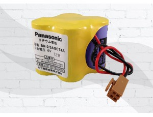 Panasonic 6 Volt CNC FANUC Hafıza Pili BR-2/3AGCT4A