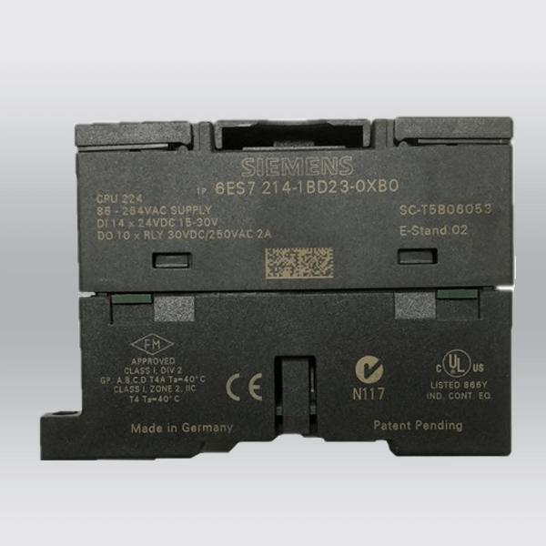 SIEMENS PLC 6ES7 214-1BD23-0XB0