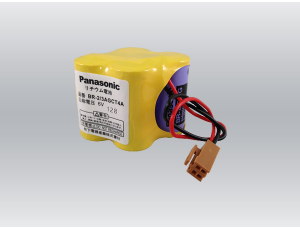 Panasonic BR-2/3AGCT4A 6 Volt CNC FANUC Hafıza Pili